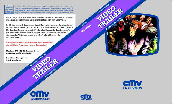 Trailer-Mini-DVD (CMV)