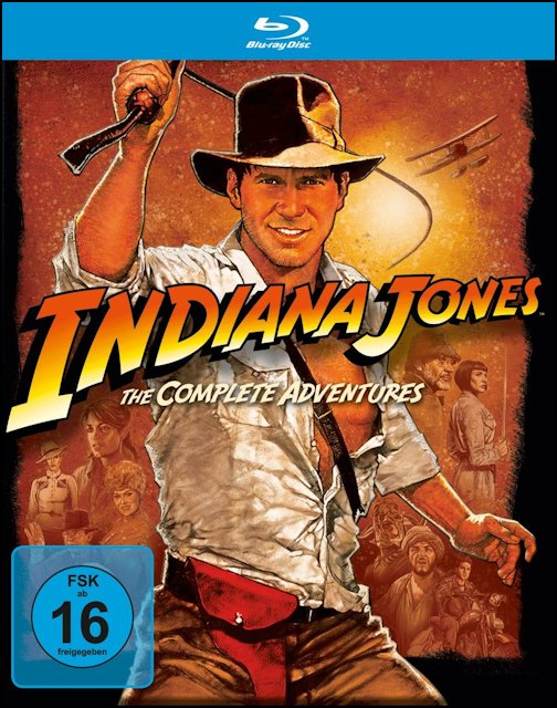 Indiana Jones Altersfreigabe