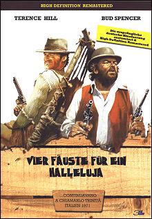 Wicked-Vision - DVD-Kurzreview: Vier Fäuste für ein Hallelujah (High Definition Remastered)