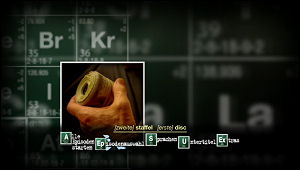 Breaking Bad (Die komplette zweite Season) (Menu-Screenshot 1)