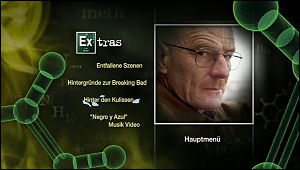 Breaking Bad (Die komplette zweite Season) (Menu-Screenshot 2)