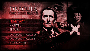 Dracula und seine Bräute (Koch Media Hammer Edition No.1) (Menu-Screenshot 1)