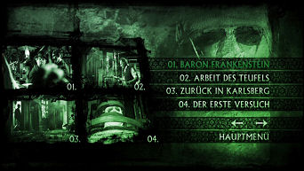 Frankensteins Ungeheuer (Koch Media Hammer Edition Nr. 4) (Menu-Screenshot 2)