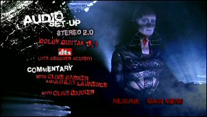 Hellraiser (Menu-Screenshot 3)