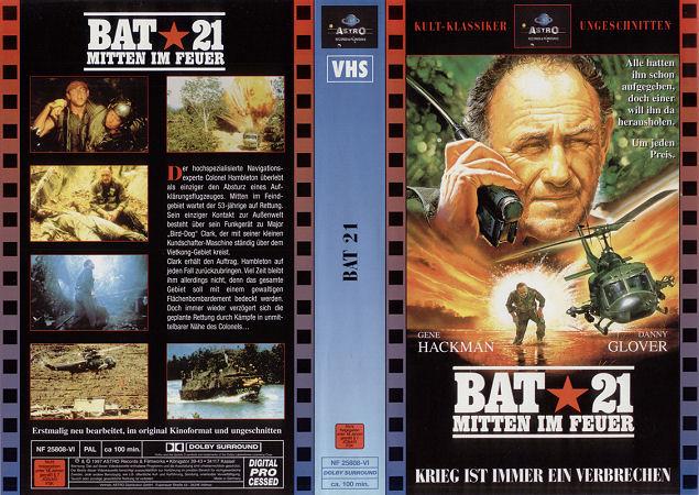 Bat-21 – Mitten Im Feuer