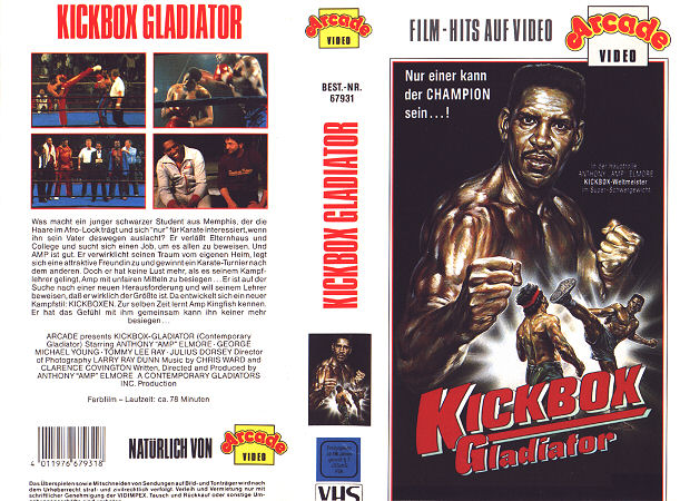 Kickbox Gladiator