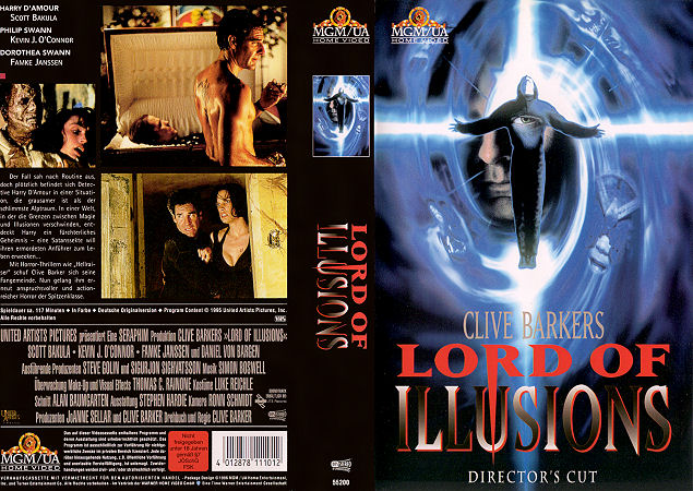 Lord of Illusions (Director's Cut)